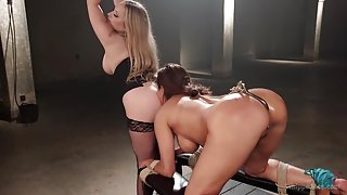The Submission: Francesca Le surrenders to Aiden Starr