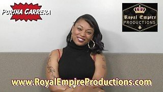 Porsha Carrera's Video Profile Presented By: Royal Empire Productions