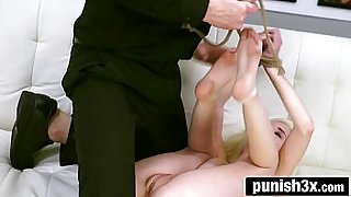 Petite Submissive Teen Piper Perri is Desperate to Become an Actress