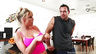 Charisma Cappelli & Johnny Castle in My Dad Shot Girlfriend