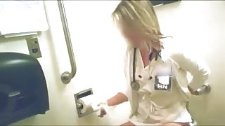 Pharmacy Store Bathroom Hidden cam