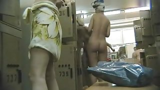 Hidden Camera Video. Dressing Room N 695